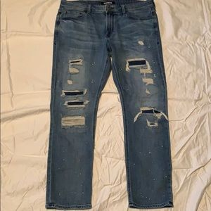Slim fit express jeans